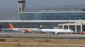 Malaga Airport sets new record!